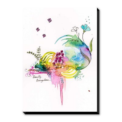 Beauty Everywhere - Art Print