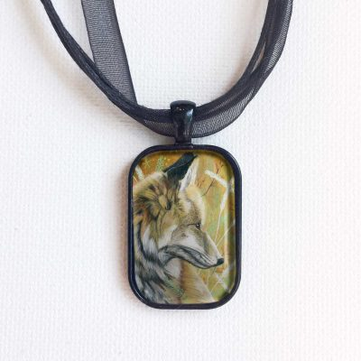 Fall Fox - Pendant