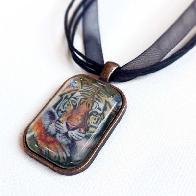 Fire Inside - Pendant