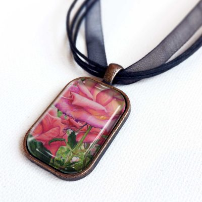 Morning Blush - Pendant