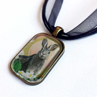 Waiting for Strawberries - Pendant