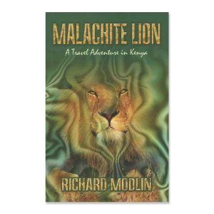 malachite-lion