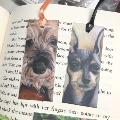 Dogs Mini-Bookmarks