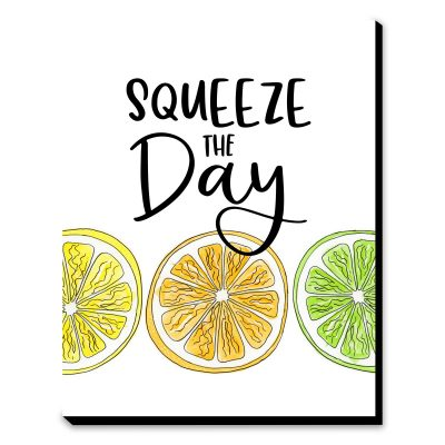 Squeeze the Day - Art Print